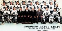 1959–60 Toronto Maple Leafs season