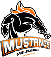 Mustangs IHC Logo