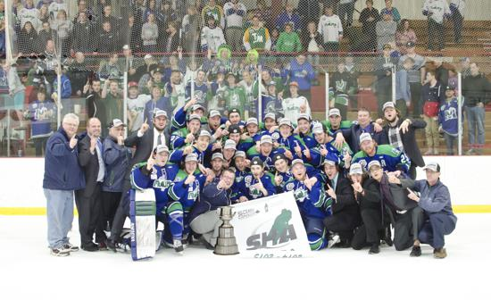 File:2016 SJHL champs Melfort Mustangs (credit Ryan Booth and Melfort Journal).jpg