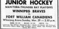 1958-59 Western Canada Memorial Cup Playoffs