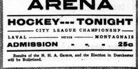 1916-17 QCHL Season