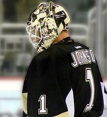 Brent Johnson 2011