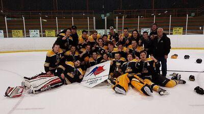 2017 NBJHL C champs Southern Sting