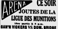 Montreal Munitions League