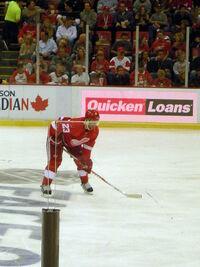 Anaheim Ducks vs. Detroit Red Wings Oct 8, 2010 29