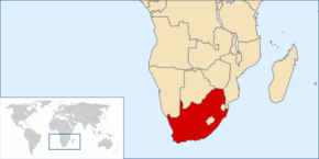 LocationSouthAfrica