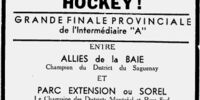1949-50 Quebec Intermediate Playoffs