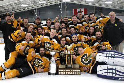 2016 SEMHL champs Carman Beavers