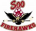 Soo Firehawks logo