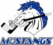 PeoriaMustangs logo