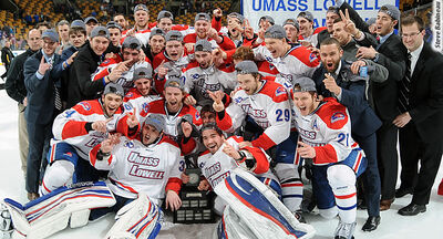 2014 hockey east tournament winners