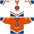 Netherlands national ice hockey team Home & Away Jerseys