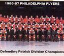 1986–87 Philadelphia Flyers season
