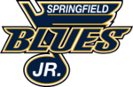 Springfield Jr Blues Logo Navy
