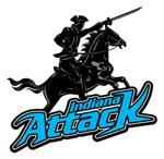Indiana Attack logo