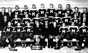 1963 maroons