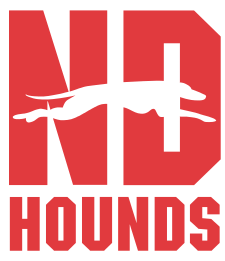 File:Notre Dame Hounds logo.png