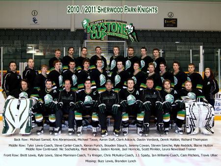 File:2010-11 Sherwood Park Knights.JPG