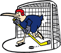 2002 IIHF Asian Oceanic U18 Championship Logo