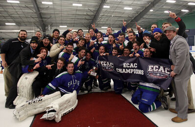 2016 ECAC Northeast Champs Salve Regina Seahawks
