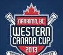 2013 Western Canada Cup