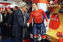 Ovechkin Kerry