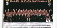 2000–01 Chicago Blackhawks season