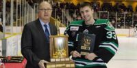 MJHL Top Goaltender Award