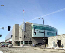 K-Rock Centre, Kingston
