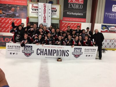 2017 EHL 19U Champs Philadelphia Revolution
