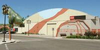 Drumheller Memorial Arena