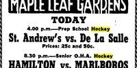 1941-42 OHA Senior Season