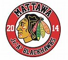 Mattawa Blackhawks logo
