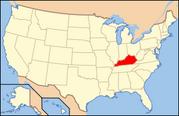 286px-Map of USA KY svg
