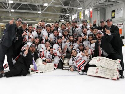 2015 Dudley Hewitt Cup champions