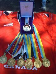 Drolet Medals