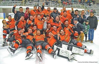 2016 THL champs Ochapowace Thunder