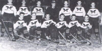 1940-41 OHA Intermediate A Groups