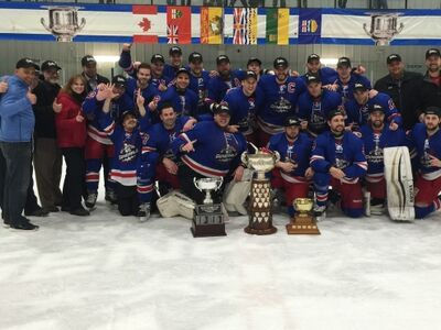 Stoney Creek Generals 2016 ACH Champs