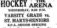 1926 SPA Senior Tournament