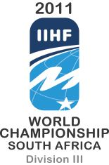 2011 IIHF World Championship Division III Logo