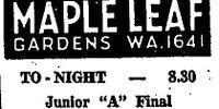 1938 SPA Junior Tournament