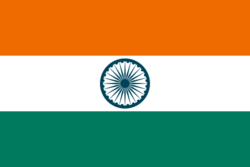 450px-Flag of India svg