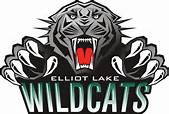 Elliot Lake Wildcats logo