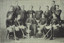 Montreal Victorias Hockey Club 1897