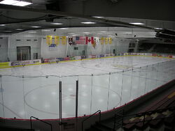 Ferris State University August 2010 25 (Ewigleben Arena)