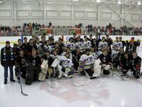 2007-08 Innisfil Lakers & Moscow Selects
