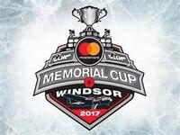 2017 Memorial Cup Logo