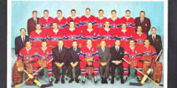 1962–63 Montreal Canadiens season