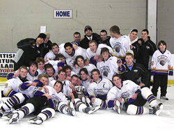 New Hampshire Jr. Monarchs 2007 national champions